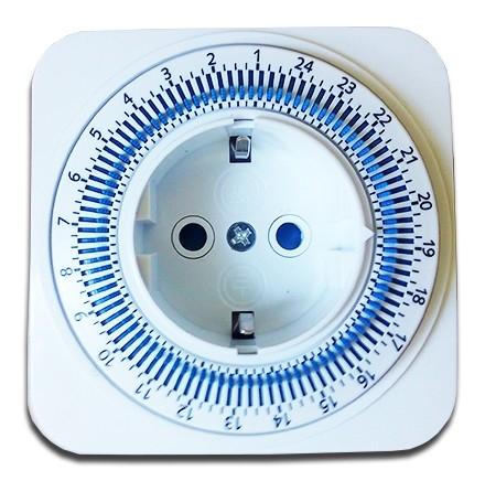 Zeitschaltuhr für Intervallbetrieb
