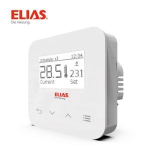 ELIAS Unterputzthermostat zentral steuerbar ES-700